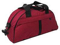 Женская спортивная сумка для фитнеса 16 л Wallaby бордовая