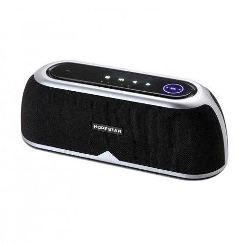 Портативная Bluetooth колонка HOPESTAR A4 открытый стерео эффект