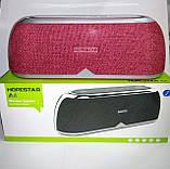 Портативная Bluetooth колонка HOPESTAR A4 открытый стерео эффект, фото 2