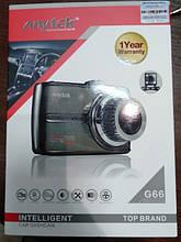Видеорегистратор Anytek G66 (Серебристый)