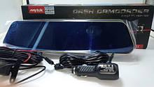 Автомобильный видеорегистратор -зеркало ANYTEK N8