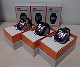 Wonlex  Умные смарт часы с GPS для подростков и пожилых D100, фото 3