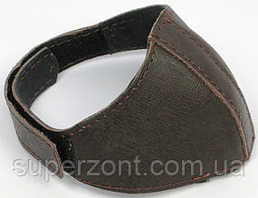Автопятка кожаная для женской обуви коричневый 608835-1