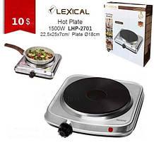 Плита електрична Lexical LHP-2701