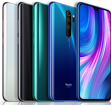 "Xiaomi Redmi Note 8 Pro Global Version с NFC 6/128 Gb 6.53"" / Helio G90T / 64Мп / 4500мАч /"
