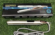 Утюжок  для волос Gemei GM-407