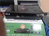 Цифровий ресивер Т2 Ciclon Wi-Fi метал, фото 2