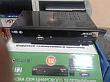 Цифровой ресивер Т2 Ciclon Wi-Fi металл, фото 2