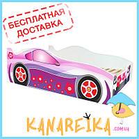 Детская кровать для девочки Pink