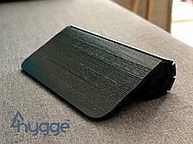Дерев'яний столик-накладка на диван для сніданку Hygge™ чорний, фото 3
