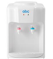 Кулер Настольный для воды ABC D270F White, куллеры для воды