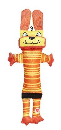 Игрушка для собак Косточка плетёная «Stretch» GimDog 17,5 см