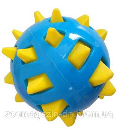 Игрушка для собак Мяч с шипами «Big Bang» GimDog ? 15,2 см