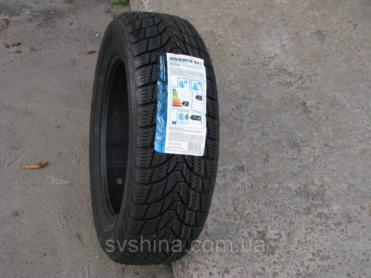 Зимові шини 205/60R16 Premiorri Via Maggiore, 92T