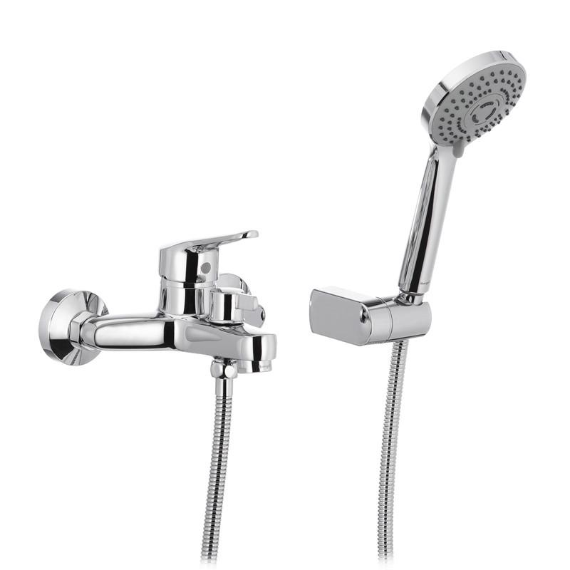 Смеситель для ванны с литым изливом IBERGRIF ROMA M13250