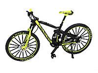 Горный велосипед фингербайк Crazy Magic Finger 1:10 Горный Зеленый