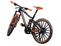 Горный велосипед фингербайк Crazy Magic Finger 1:10 Горный Оранжевый