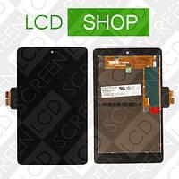 Модуль (Дисплей + тачскрин) для планшета ASUS Google Nexus 7 (2012)