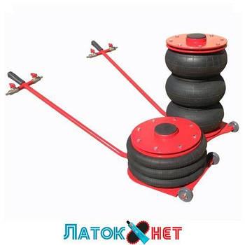 Домкрат пневматический 3 х подушечный 4,2т DPA-3C Air Kraft Турция