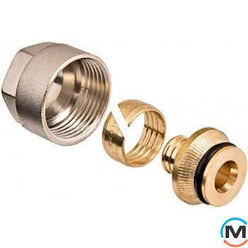 Фитинг Euroconus Valtec для металлопластиковой трубы 16(2,0)