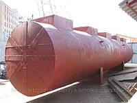 Изготовление резервуаров для нефтепродуктов