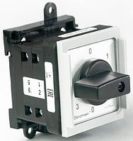 Ручной переключатель фаз Spamel 0-1-0-2-0-3 SK-xx-2.866S10 40A