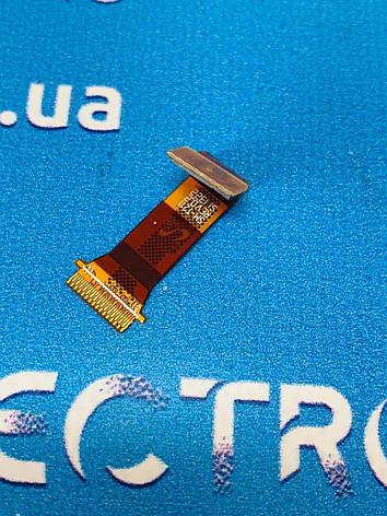 Шлейф LCD Samsung Galaxy Tab 3 T210 оригинал б.у., фото 2