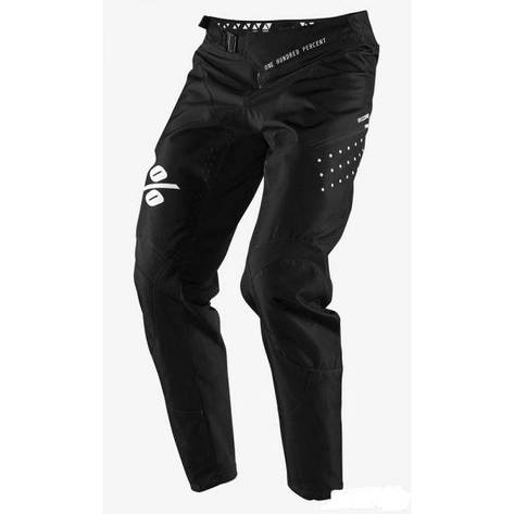 Вело штаны Ride 100% R-CORE Pants [Black], 32, фото 2