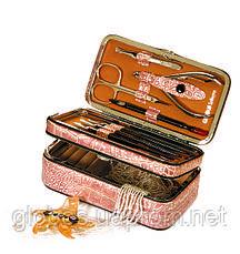 Набор инструментов для домашнего маникюра GLOBOS 8208, фото 2