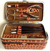 Набор инструментов для домашнего маникюра GLOBOS 8208
