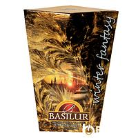 Черный чай Basilur Зимняя мечта картон 85 г