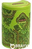 Зеленый чай Basilur Зеленая долина ж/б 100 г