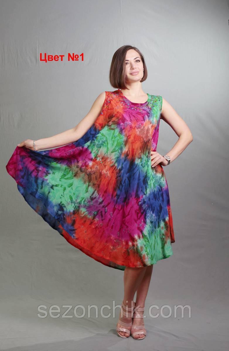 Трикотажные платья и сарафаны на лето
