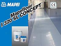 Цветной износостойкий эпоксидный пол (16,8 кг) MAPEFLOOR I 320 SL CONCEPT