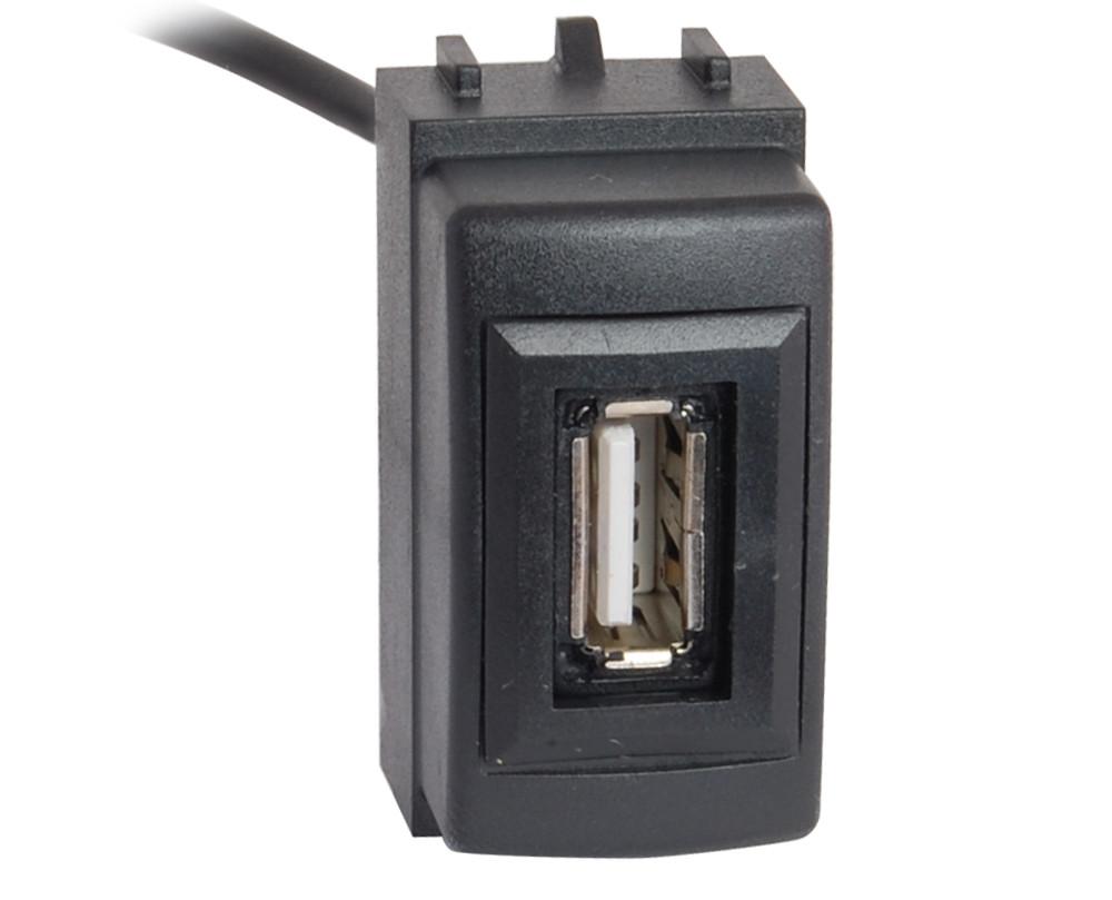 Автомобільний USB роз'єм CARAV Nissan (17-006)