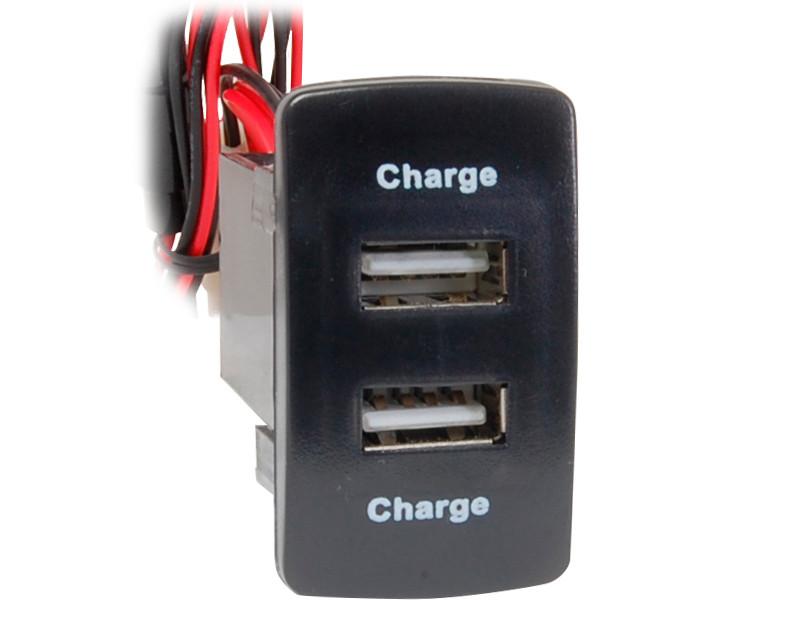 Автомобильный USB разъём CARAV Honda - Acura (17-205)