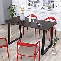 Стол обеденный Титан Loft Design Венге Корсика
