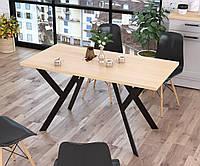 Стол обеденный Ишла Loft Design Дуб Борас