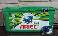 Капсулы для стирки Ariel Mountain Spring 30 шт Для белого  3-х компонентные