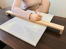 Хендхолдер деревяный, подставка-фиксатор для руки