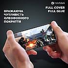 Защитное стекло MakeFuture для Xiaomi Redmi Note 9 Pro Full Cover Full Glue, 0.33 mm (MGF-XRN9P), фото 6
