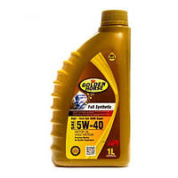 Golden Horse Синтетическое моторное масло Golden Horse 5W-40 1л