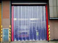 Ленточные ПВХ завесы для складов от ЧП «СЛИМС»