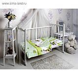 Постельное белье (три предмета)  в кроватку Мой ангелочек, фото 2