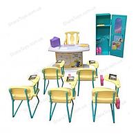 """Игрушечная мебель """"Школьный кабинент"""""""