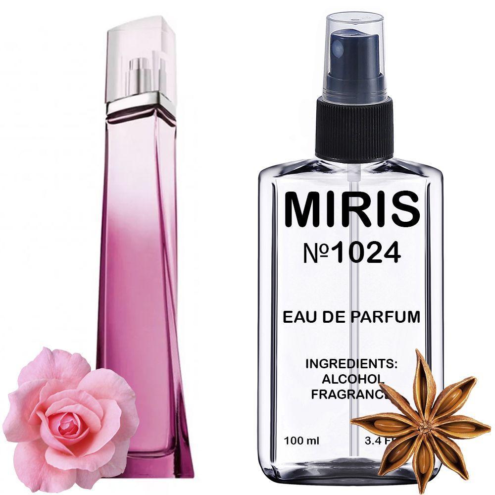 Духи MIRIS №1024 (аромат схожий на Givenchy Very Irresistible) Жіночі 100 ml