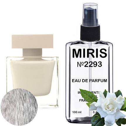 Духи MIRIS №2293 (аромат похож на Narciso Rodriguez Narciso) Женские 100 ml, фото 2