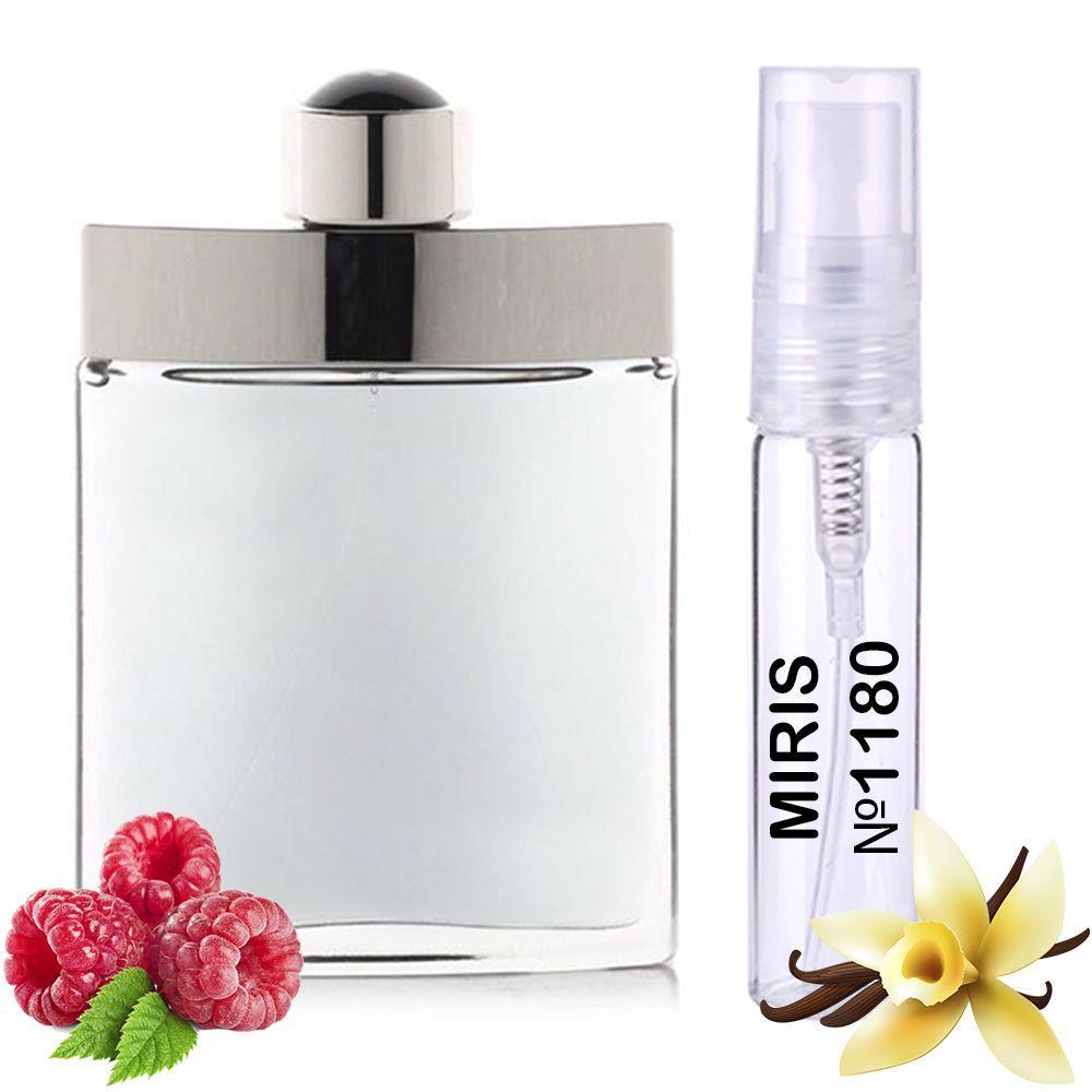 Пробник Духов MIRIS №11802 (аромат похож на MontBlanc Individuel) Мужской 3 ml