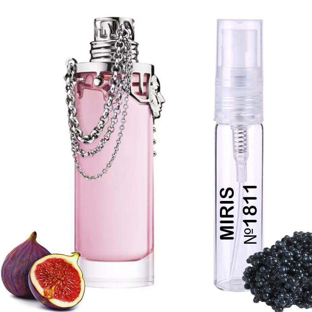 Пробник Духів MIRIS №1811 (аромат схожий на Thierry Mugler Womanity) Жіночий 3 ml