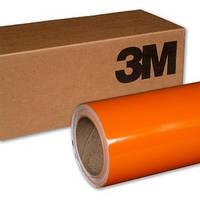 Глянцевая пленка огненный оранжевый 3M 1080 Gloss Burnt Orange , фото 1